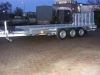 machine/heftruck transporter - 3.500 kg